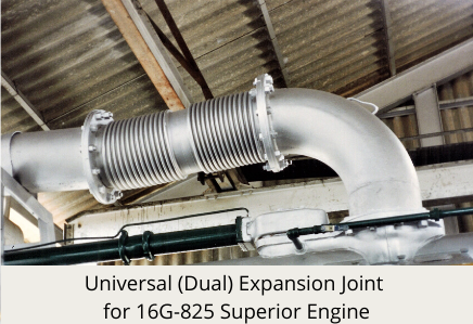 Universal dual Expansion joitns