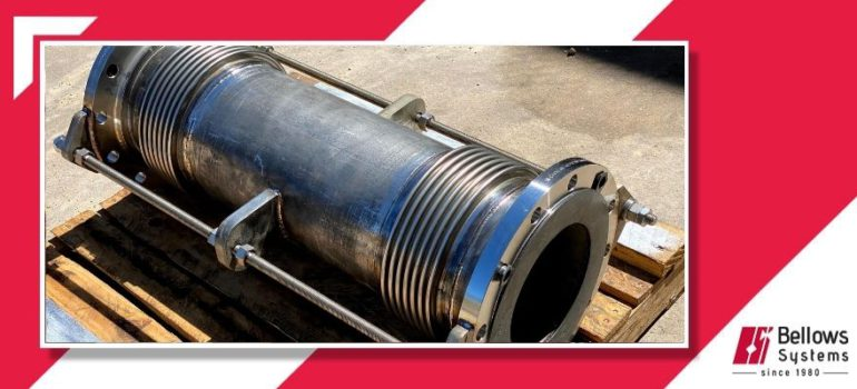 High Pressure Universal Tied Expansion Joint
